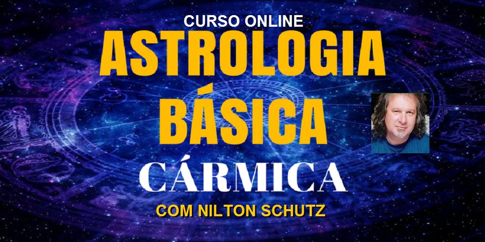 Curso Online Astrologia Carmica Basica