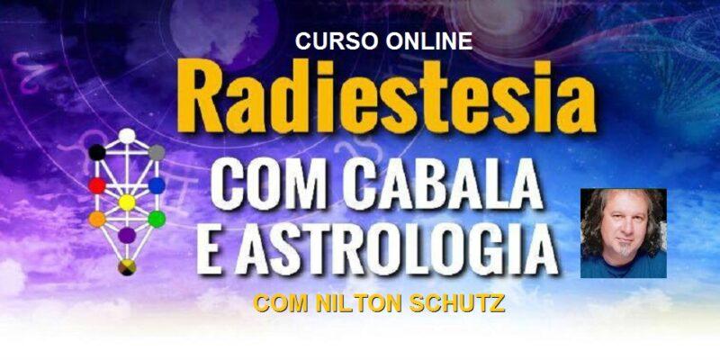 Curso Online Radiestesia Com Cabala e Astrologia – Nilton Schutz
