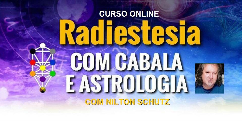 Curso Online Radiestesia Com Cabala e Astrologia