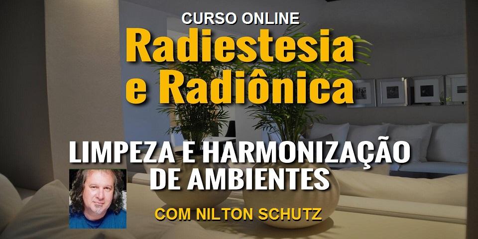 Curso Online Radiestesia e Radionica Limpeza e Harmonizacao
