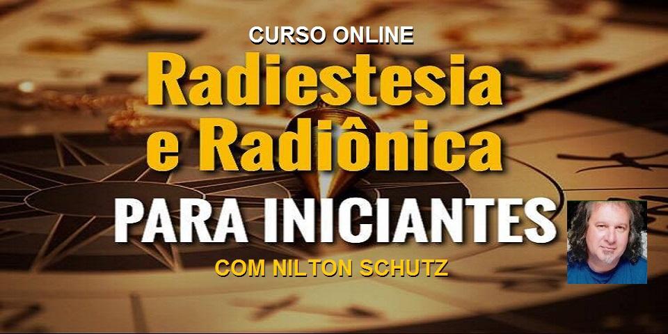 Curso Online Radiestesia e Radionica Para Iniciantes