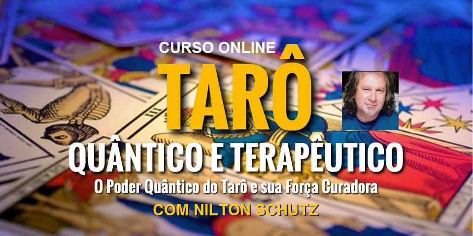 Curso Online Taro Quantico e Terapeutico