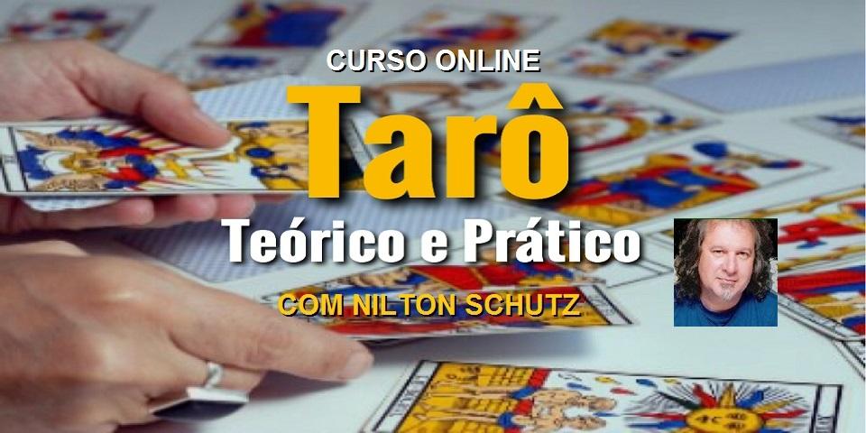Curso Online Taro Teorico e Pratico