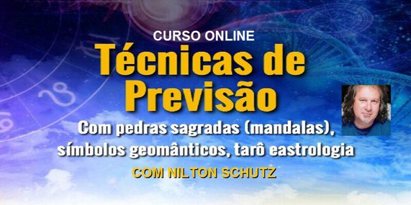 Curso Online Técnicas de Previsão – A Arte das Previsões – Nilton Schutz
