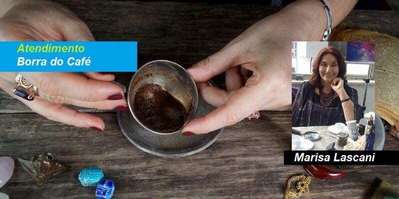 Atendimento Borra do Café – Cafeomancia – Marisa Lascani – Online