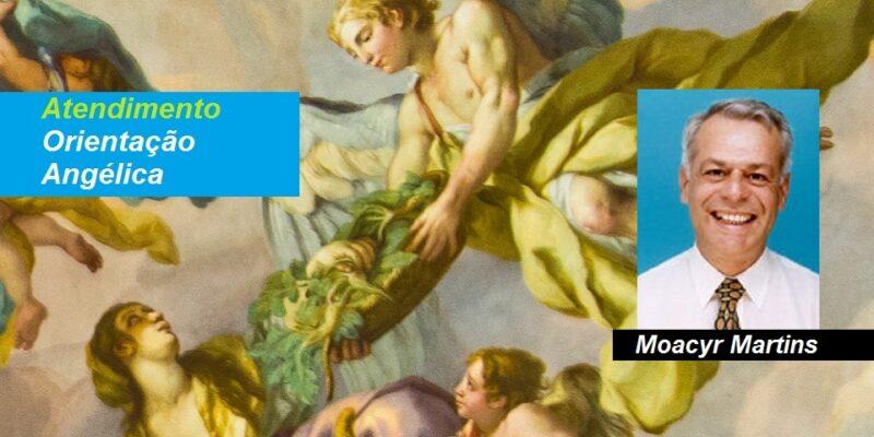 Atendimento Orientação Angélica – Moacyr Martins – Atendimento Presencial