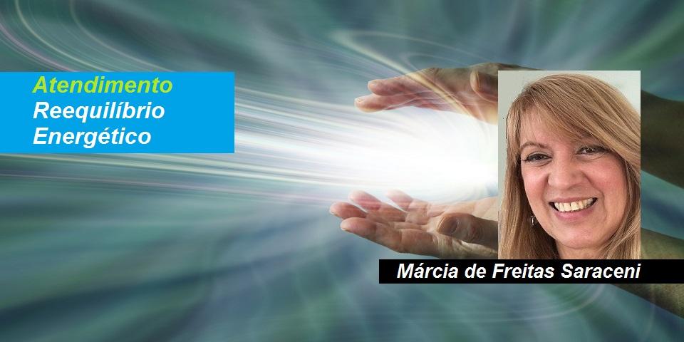 Atendimento Reequilibrio Energetico - Marcia Freitas