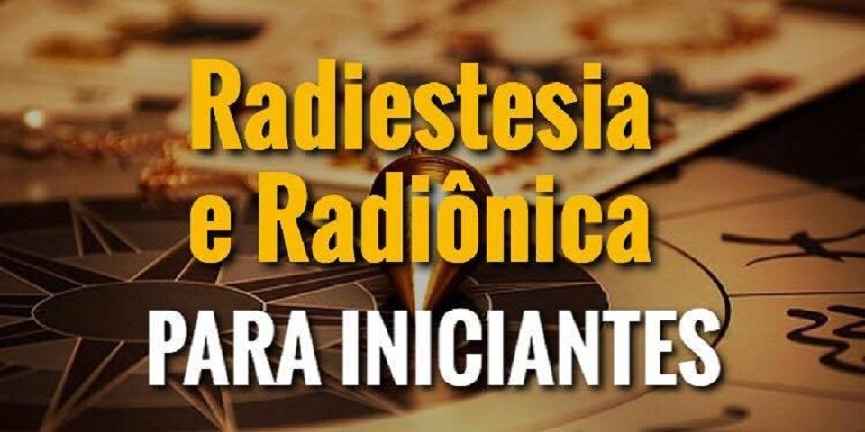 Curso Radiestesia e Radionica Para Iniciantes 1