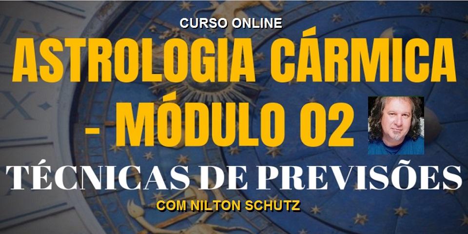 Curso Online Astrologia Carmica Avancada