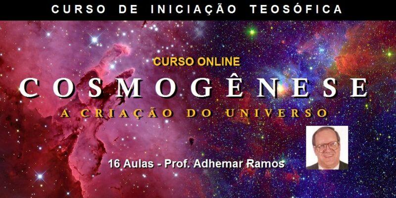 Curso Online Cosmogênese – Prof. Adhemar Ramos – com 25% de Desconto