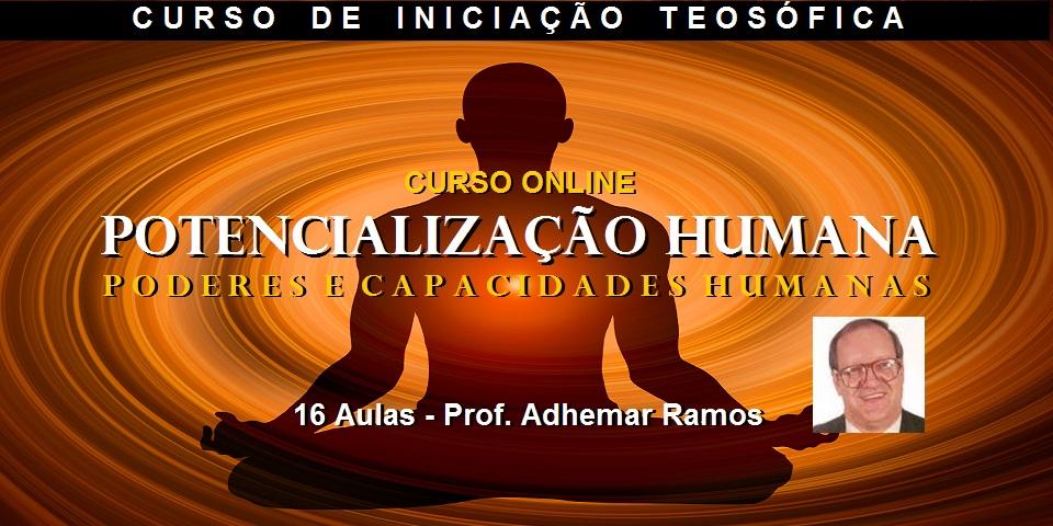 Curso Online Potencialização Humana