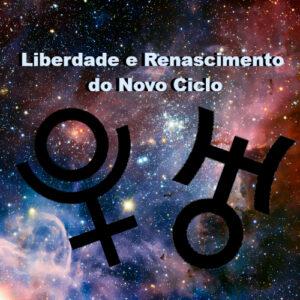 Palestra Online Liberdade e Renascimento do Novo Ciclo