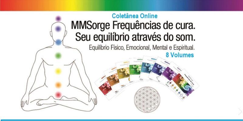 Coletânea Online Frequências de Cura 7 Chacras – MM Sorge