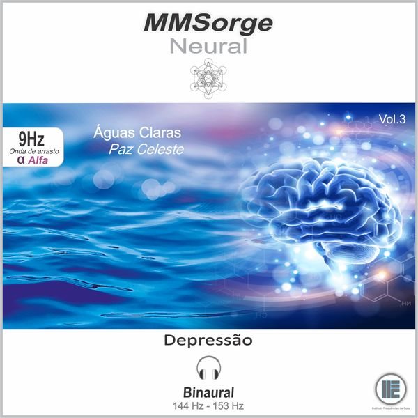 Som com Frequências Para a Depressão