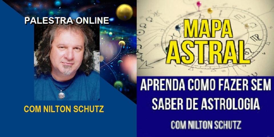 Palestra Online Aprenda Como Fazer Seu Mapa Astral Sem Saber de Astrologia