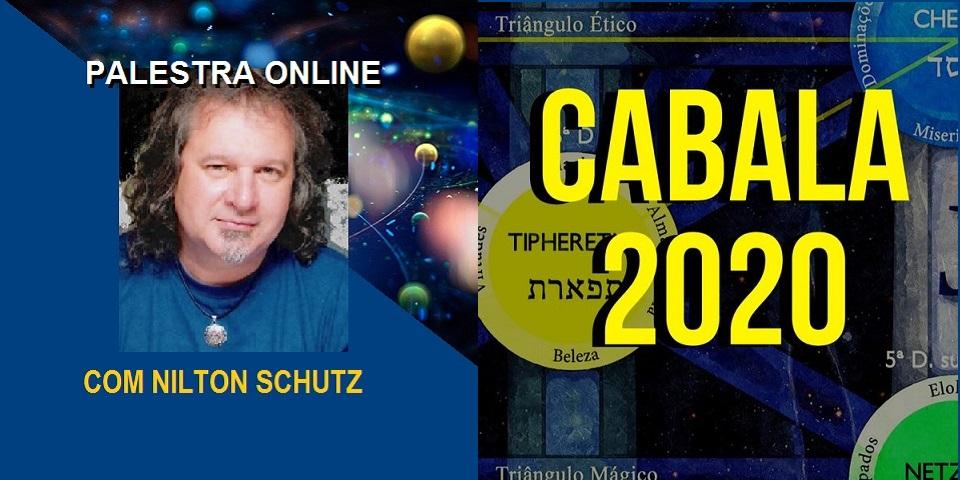 Palestra Online Cabala 2020 – A Beleza de Deus