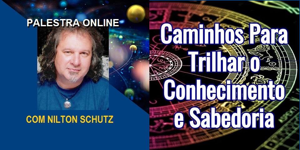 Palestra Online Caminhos Para Trilhar o Conhecimento e Sabedoria