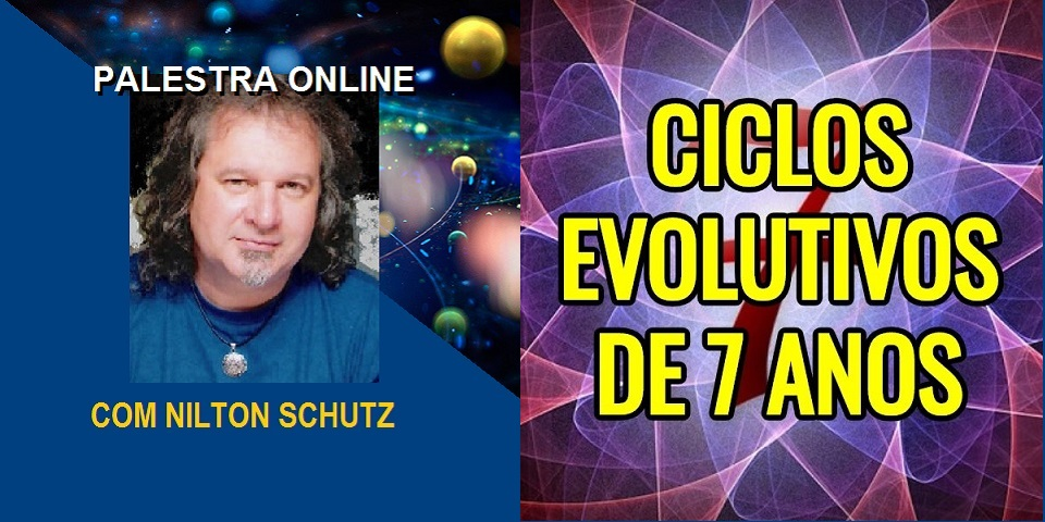 Palestra Online Ciclos Evolutivos de 7 Anos