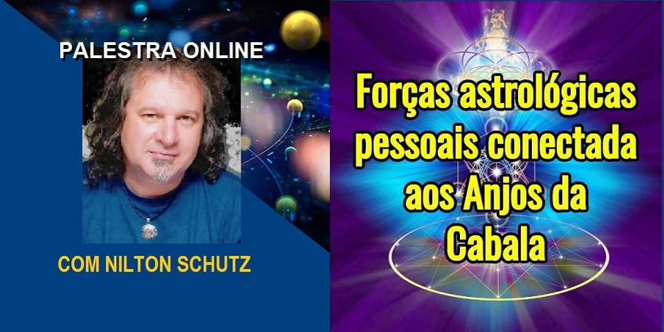 Palestra Online Forças Astrologicas Pessoais Conectadas