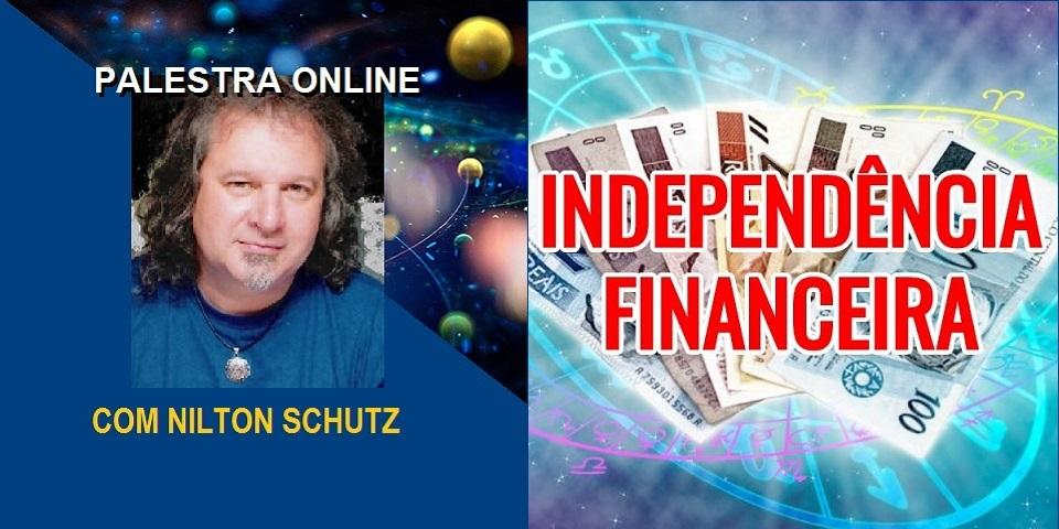 Palestra Online Independência Financeira