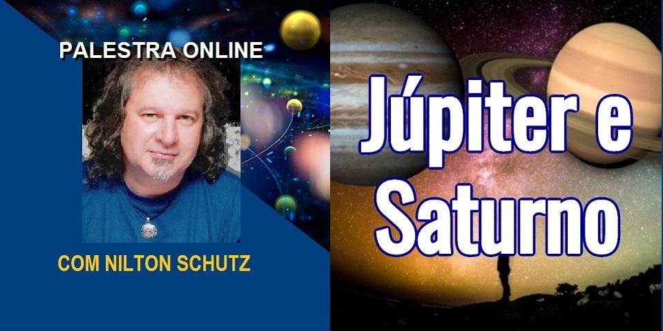 Palestra Online Jupiter e Saturno – Movimentacao e Consciencia
