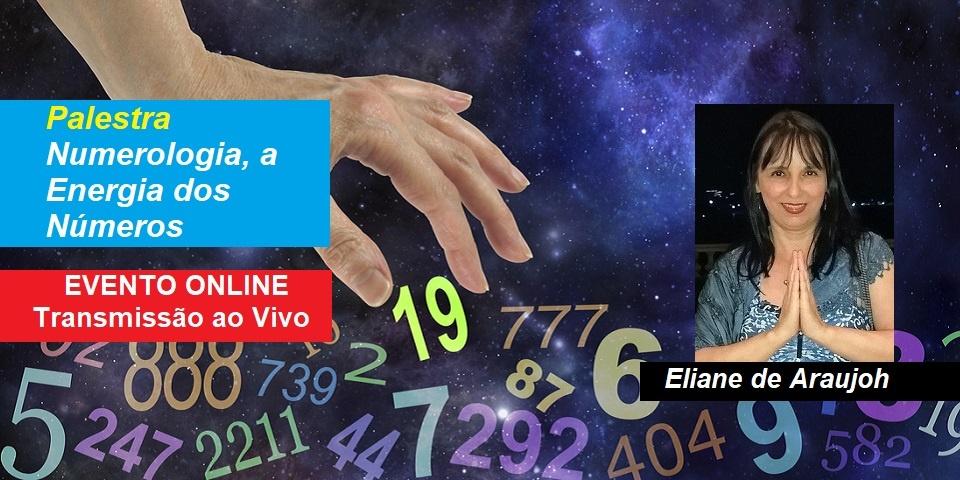 Palestra Online Numerologia A Energia dos Numeros