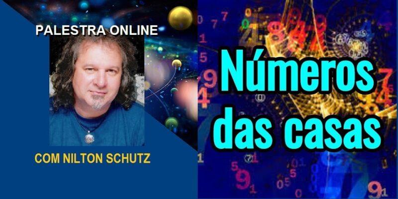 Palestra Online Numerologia dos Ambientes – Casa e Empresa – Nilton Schutz
