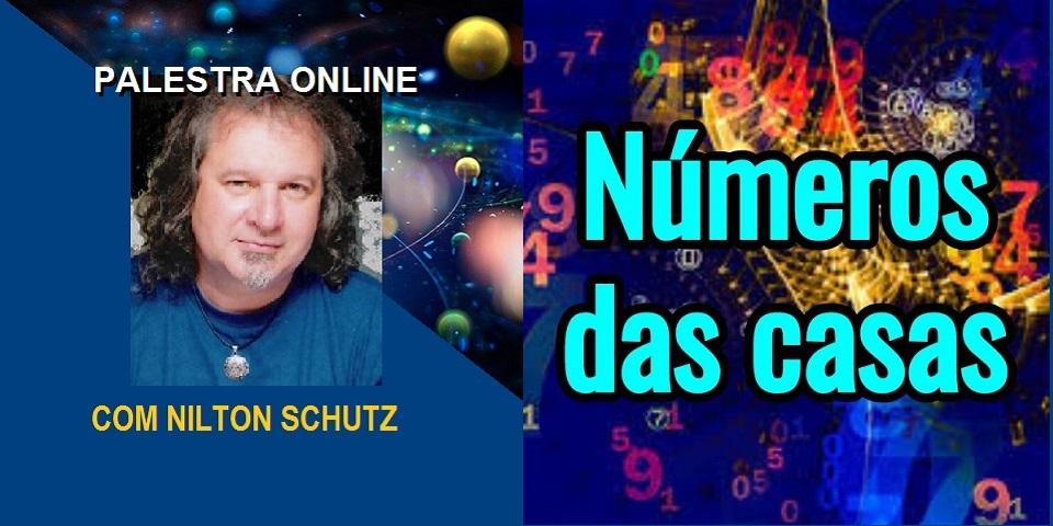 Palestra Online Numerologia das Casas