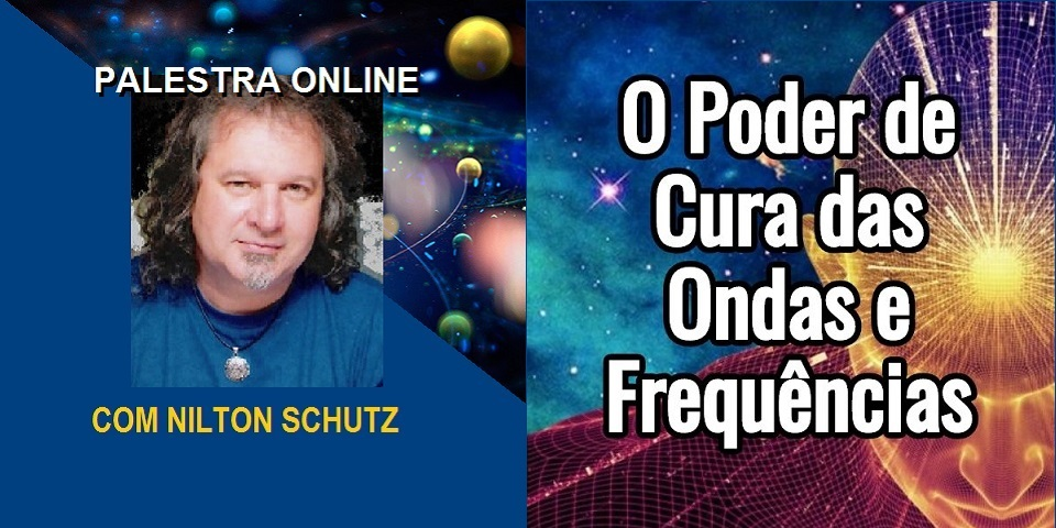Palestra Online O Poder de Cura das Ondas e Frequencias