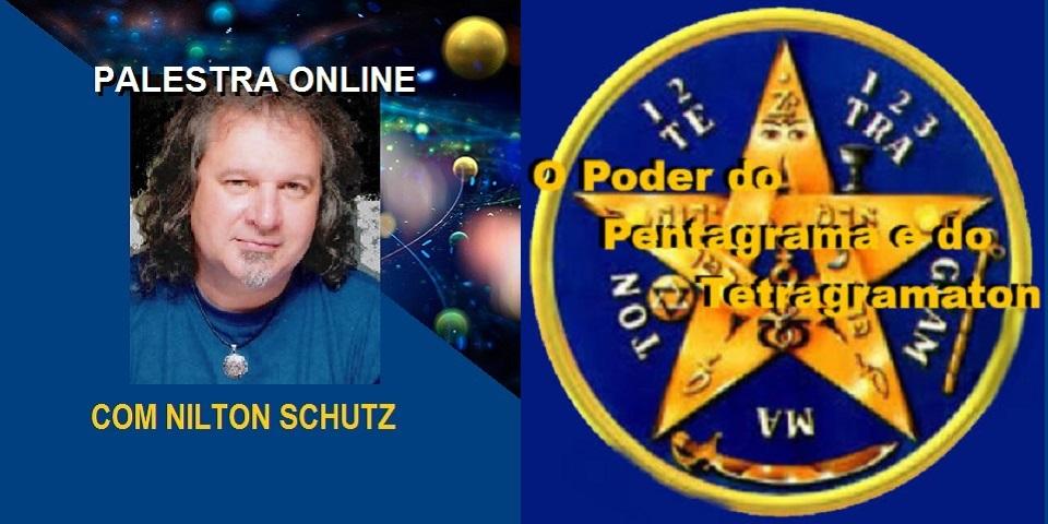Palestra Online O Poder do Pentagrama e Tetragramaton