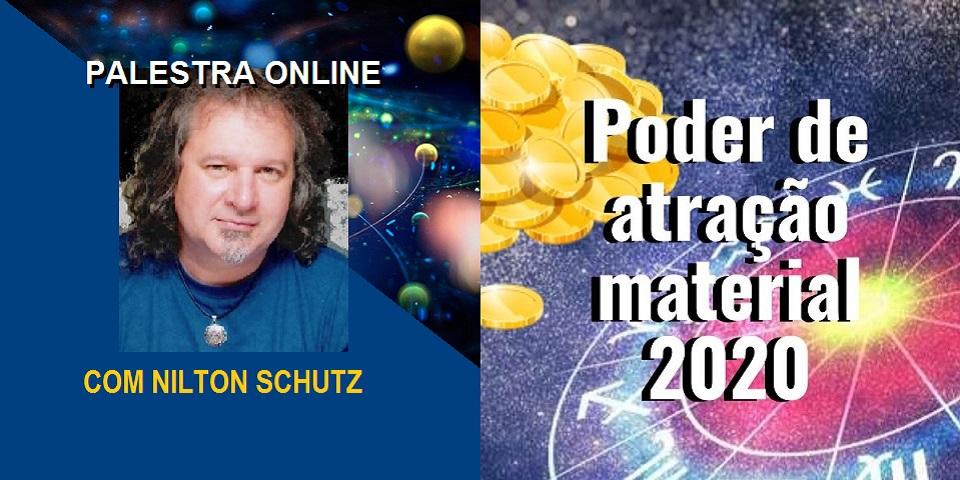 Palestra Online Poder de Atracao Material 2020