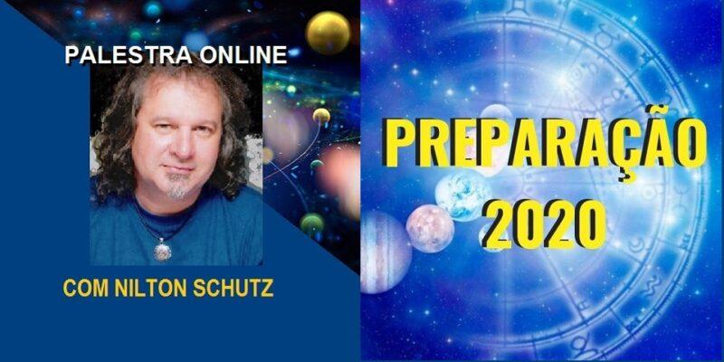 Palestra Online Preparação 2020 – A Força dos Astros – Nilton Schutz