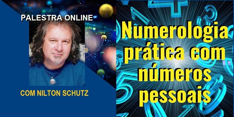Palestra Online Previsoes com os Numeros Pessoais