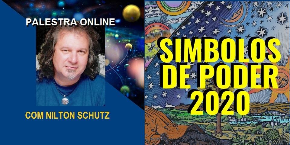 Palestra Online Simbolos de Poder 2020