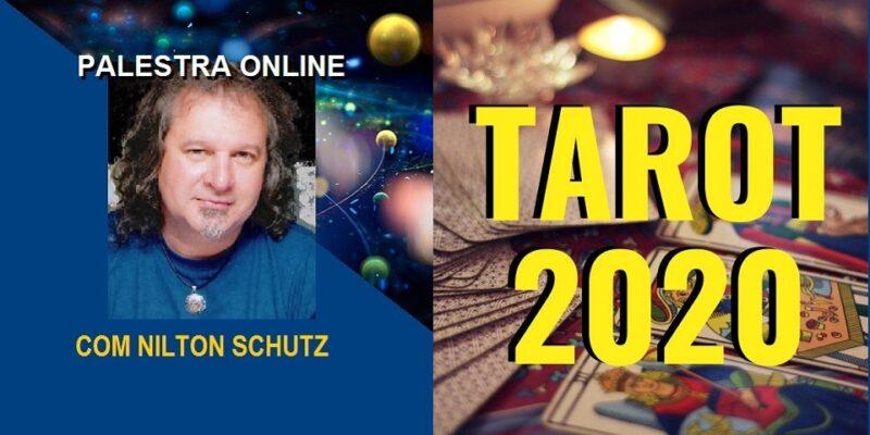 Palestra Online Tarot 2020 – Arcanos e Aplicação Pessoal – Nilton Schutz