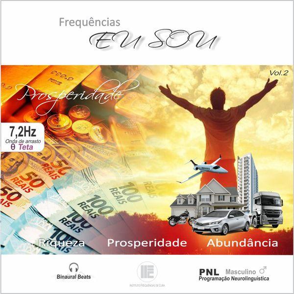 Frequências EU SOU - Volume 2 Prosperidade
