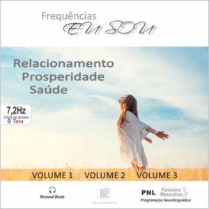 Frequências EU SOU - Volume 1,2 e 3