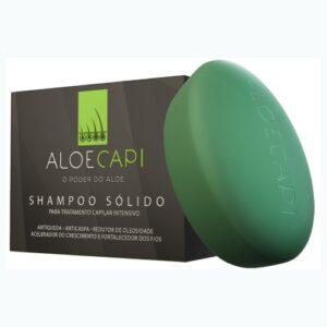 Shampoo Sólido Aloecapi