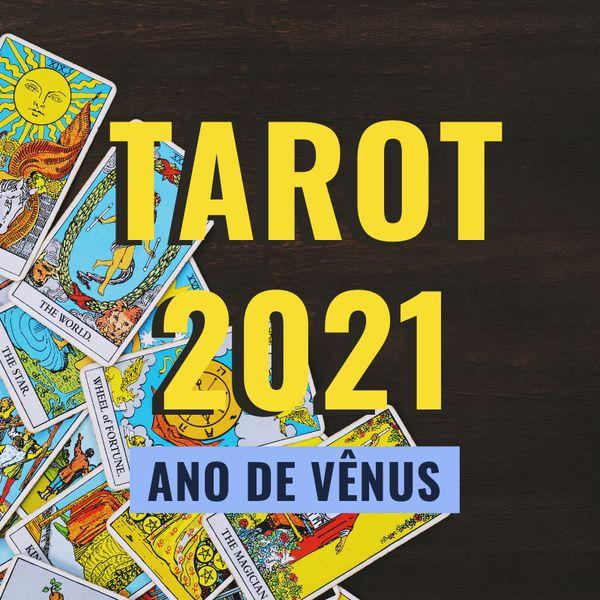 Palestra Online: Tarot 2021 com Astrologia - Livres Associações – Nilton Schutz