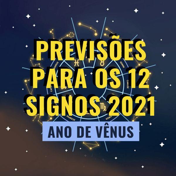 Palestra Online: Previsões para os 12 signos 2021 - Ano de Vênus – Astrologia – Nilton Schutz