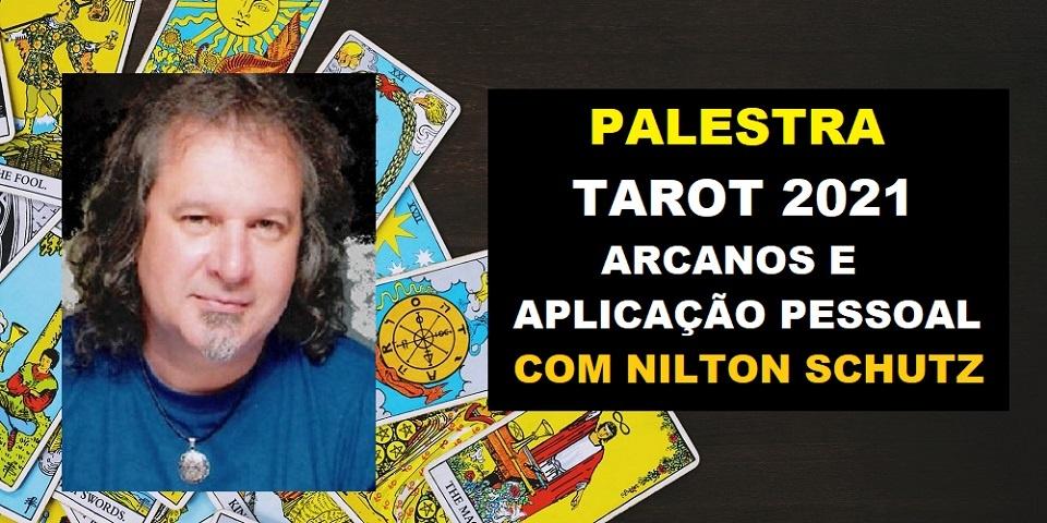 Palestra Tarot 2021