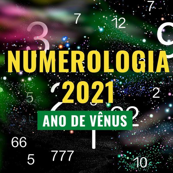 Palestra Online: Numerologia 2021 – Nilton Schutz