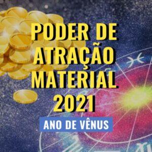 Palestra Online: Poder de atração material 2021 - Astrologia – Nilton Schutz