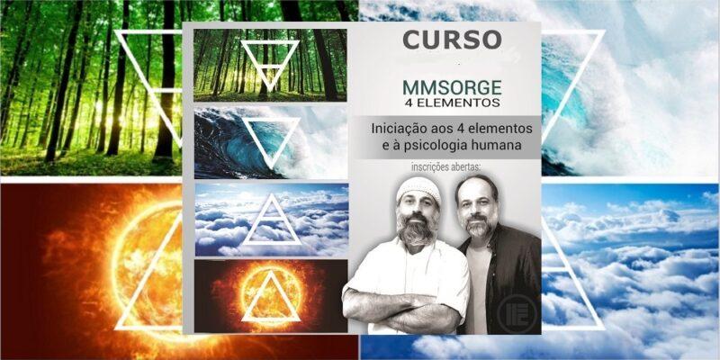 Curso 4 Elementos – Iniciação aos 4 Elementos e à Psicologia Humana – MM Sorge – Online