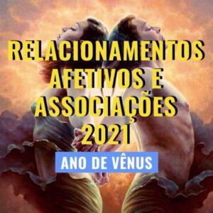 Palestra Online: Relacionamentos Afetivos e Associações 2021