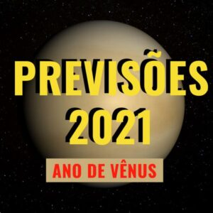 Pacote 15 Palestras - Previsões 2021 - Ano de Vênus - 15 palestras online com Nilton Schutz