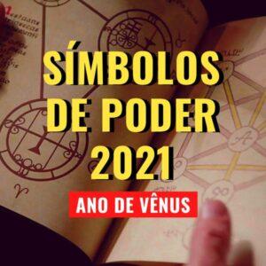 Palestra Online: Símbolos de Poder 2021 - Ano de Vênus