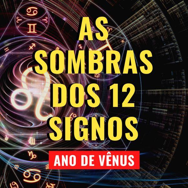 Palestra Online: Sombras dos 12 signos em 2021 - Astrologia